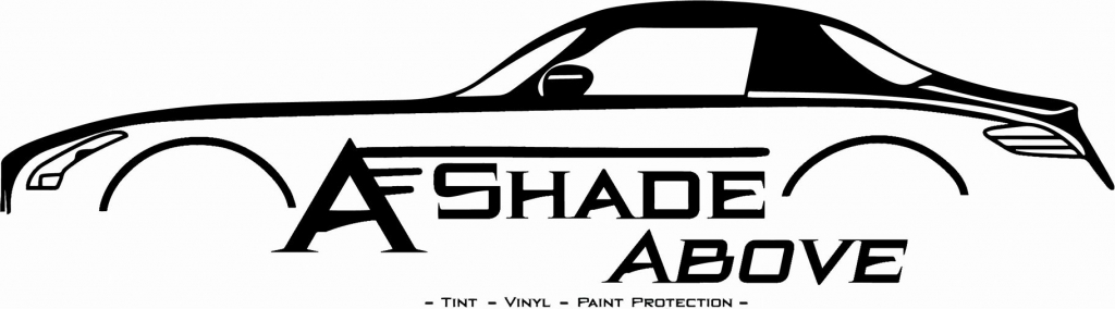 a shade above films tint shop in jacksonville florida