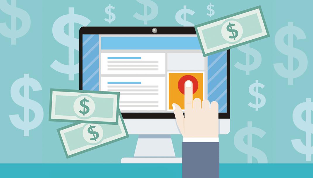 online ad management custom design partners