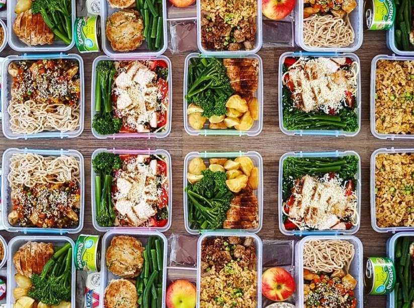 Meal Prep marketing solutions