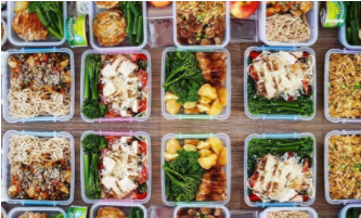 Meal Prep Software & Marketing