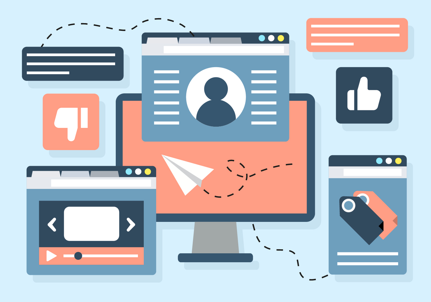 marketing online for small business