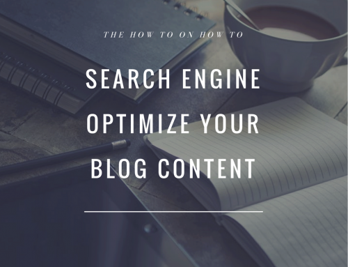 Optimizing Your Blog for Search Engine Exposure