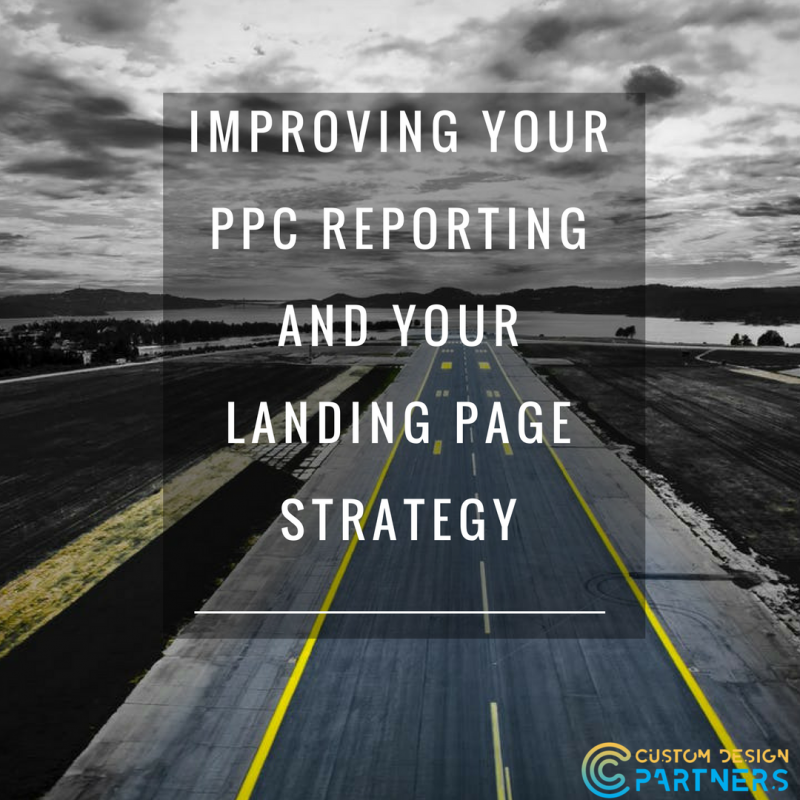 Improve your landing page and pay per click strategy