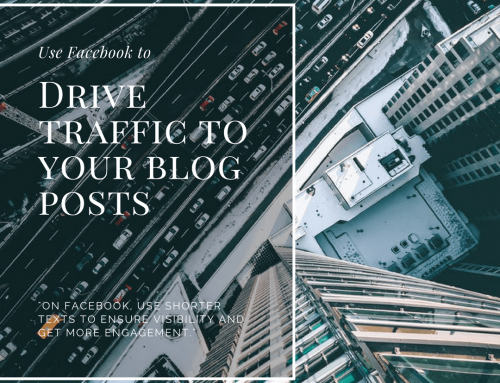 Use Facebook to Drive More Traffic to Blog Posts