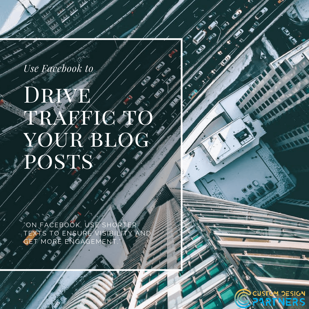 Use Facebook to drive traffic to your blog posts (1)
