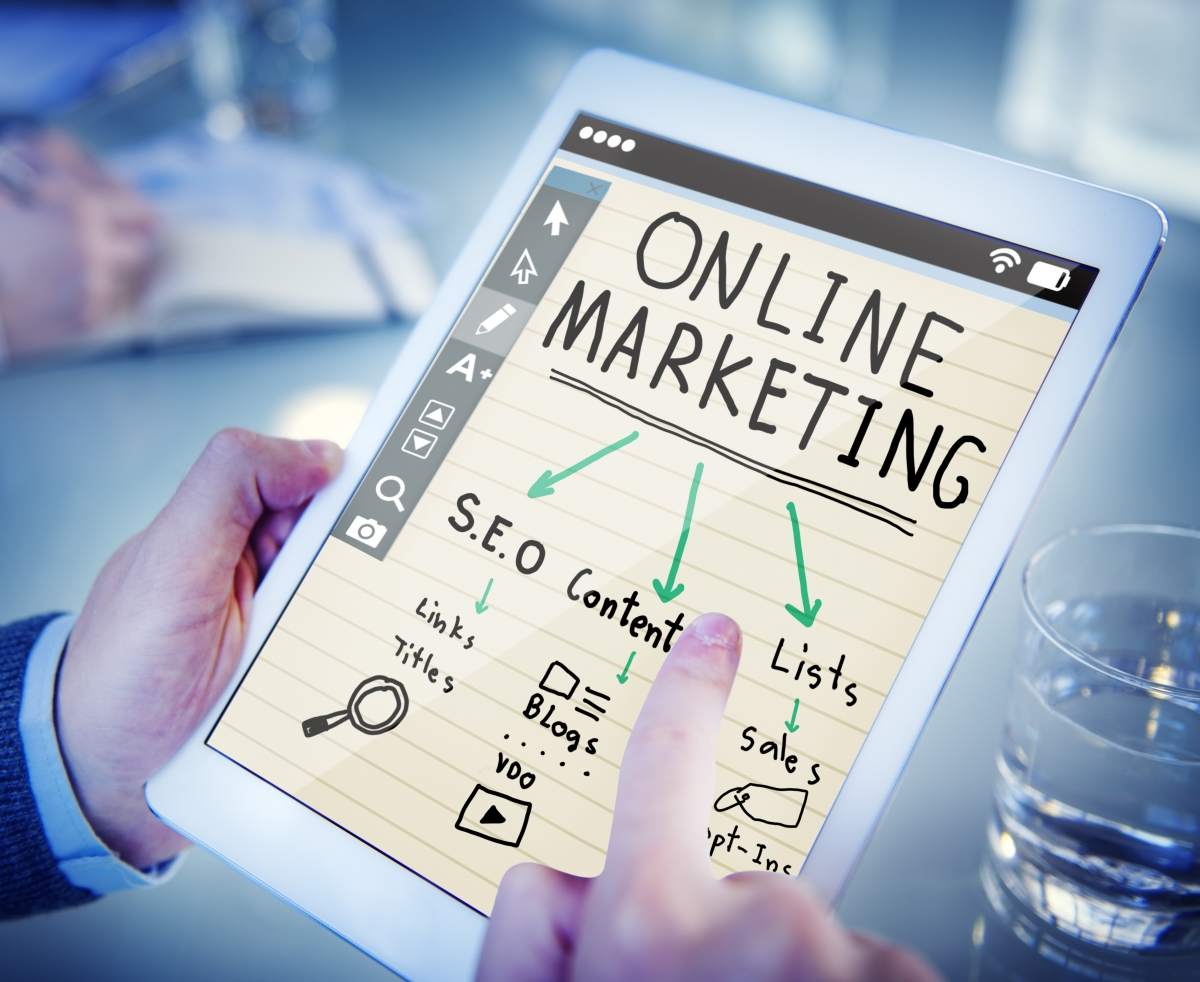 online marketing in 2018