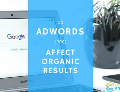 Do Google AdWords (PPC) Affect Organic Results?