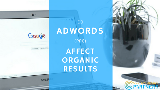 do adwords effect organic results
