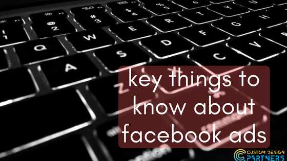 key things to know about Facebook ads