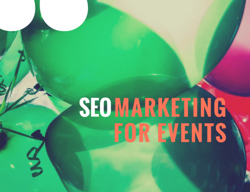 How to Search Engine Optimize your Events