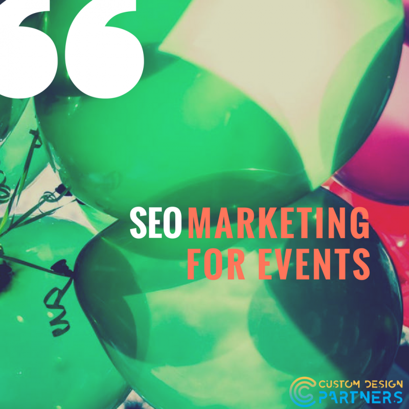 seo marketing for events