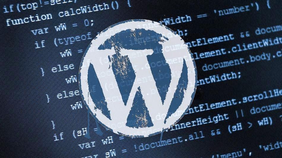 Massive wordpress hack