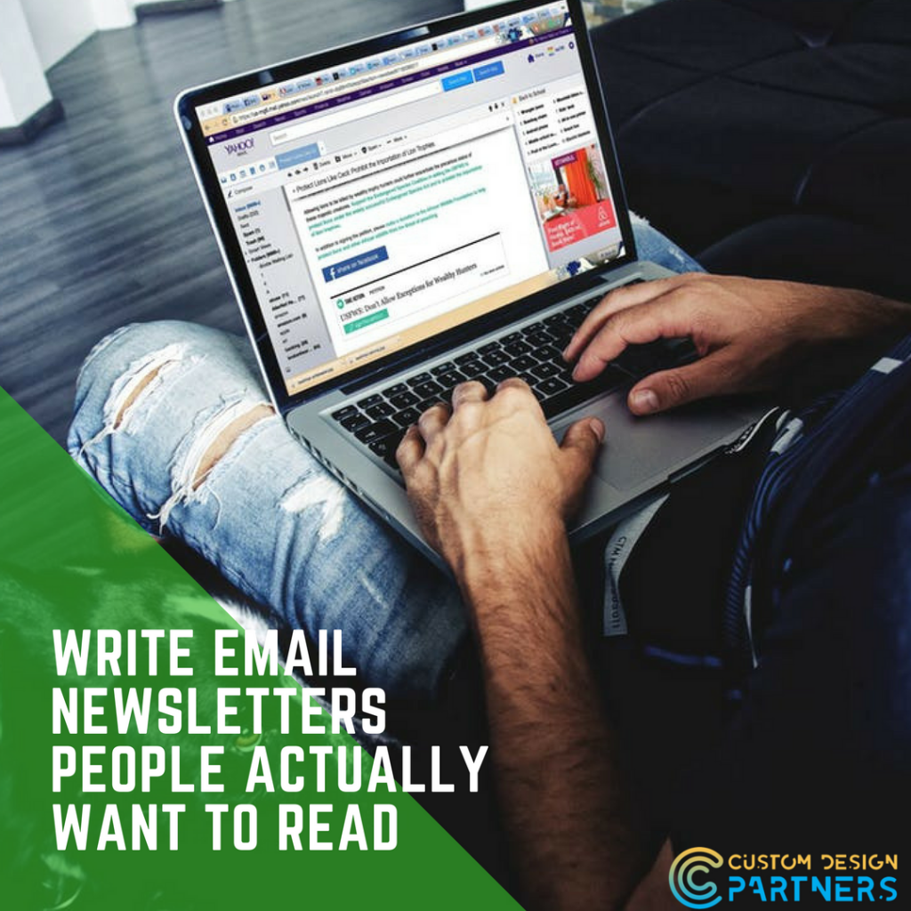 How to write emails that people want to read