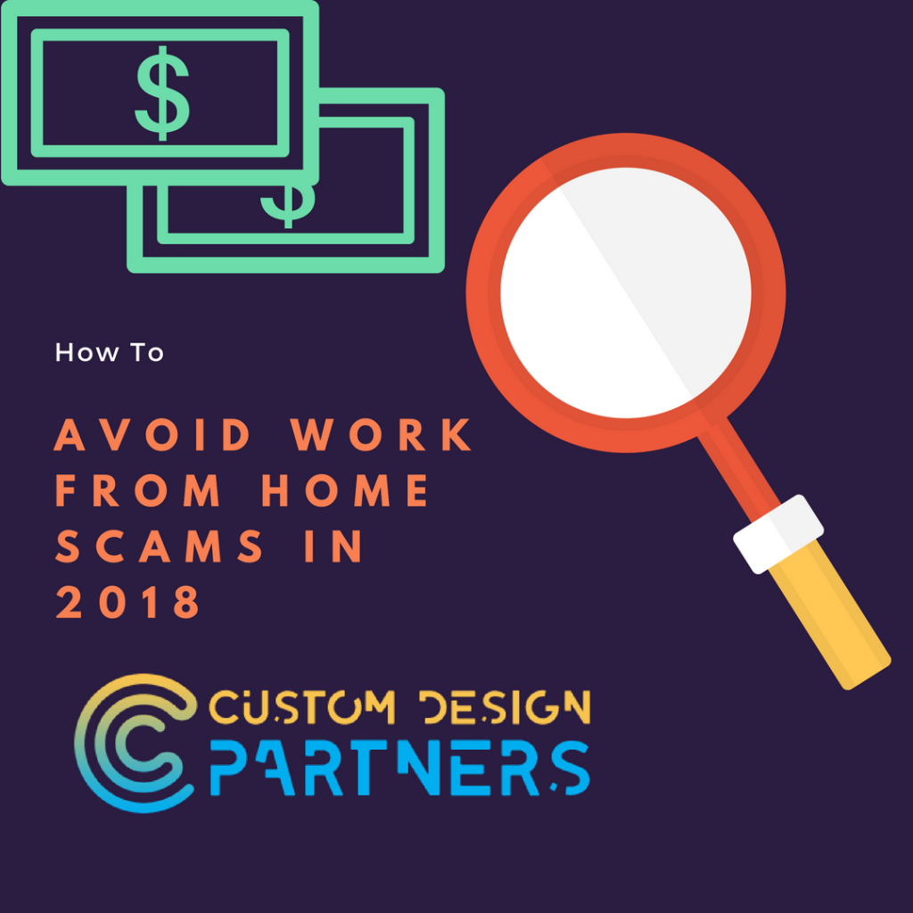 how to avoid work from home scams and multilevel marketing