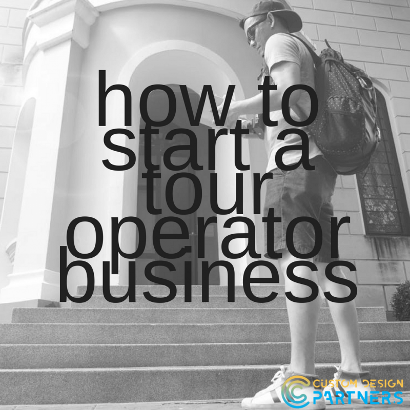 starting a tour operator business